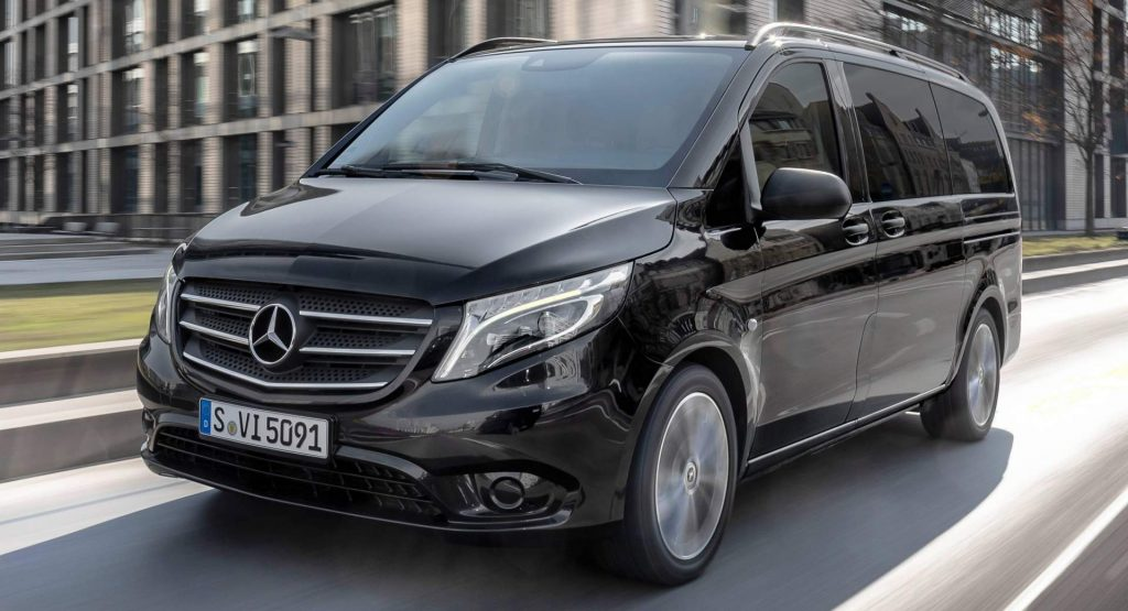 Mercedes-Benz Vito Tourer 2019 