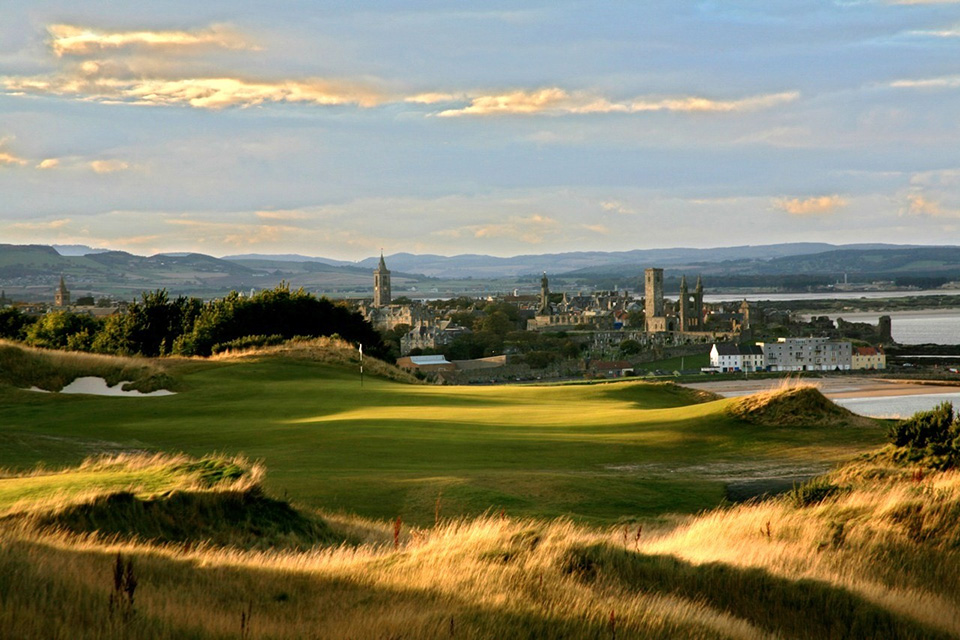 St.Andrews New Course