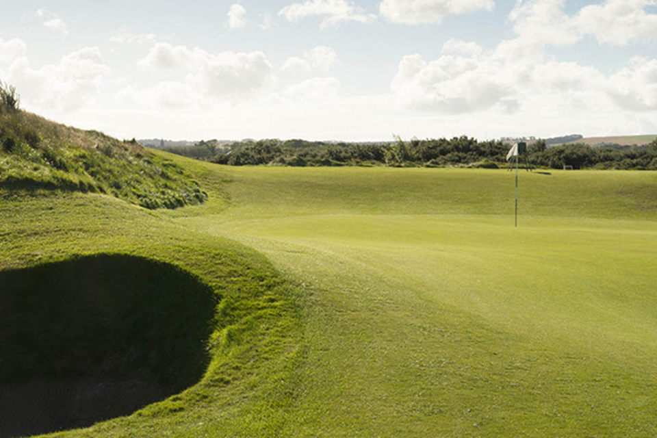 St.Andrews Eden Course