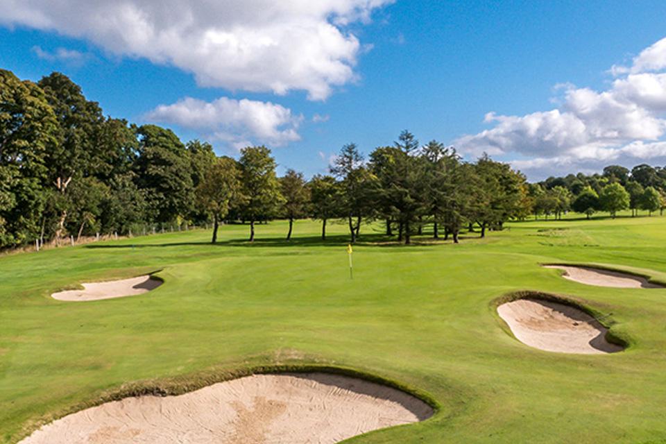 Bruntsfield Links Golf Course Scotland